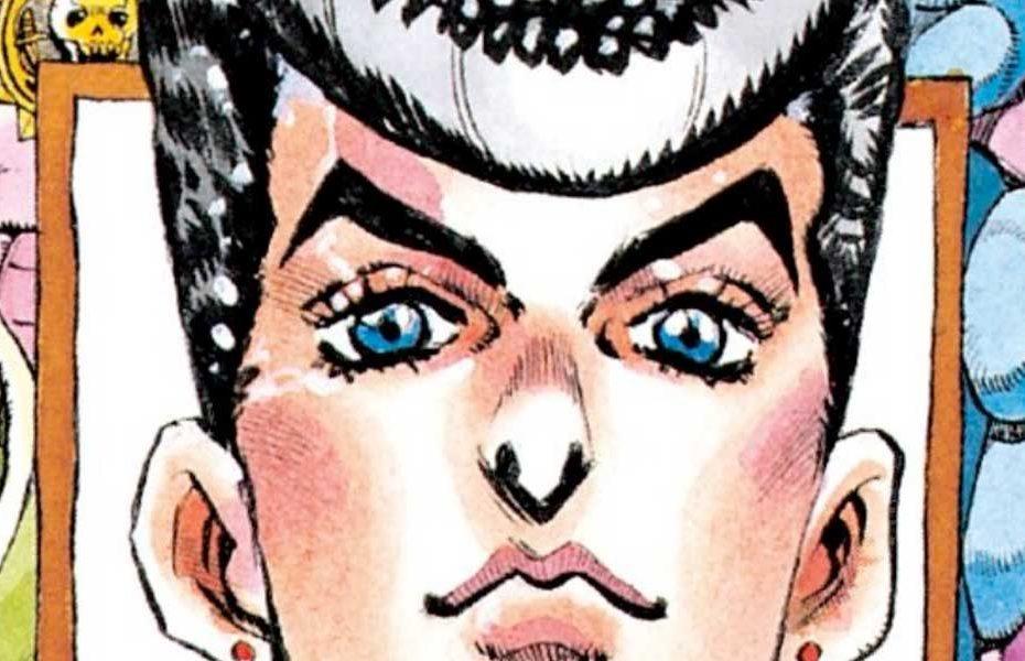 ジョジョの奇妙な冒険 第四部 ダイヤモンドは砕けない