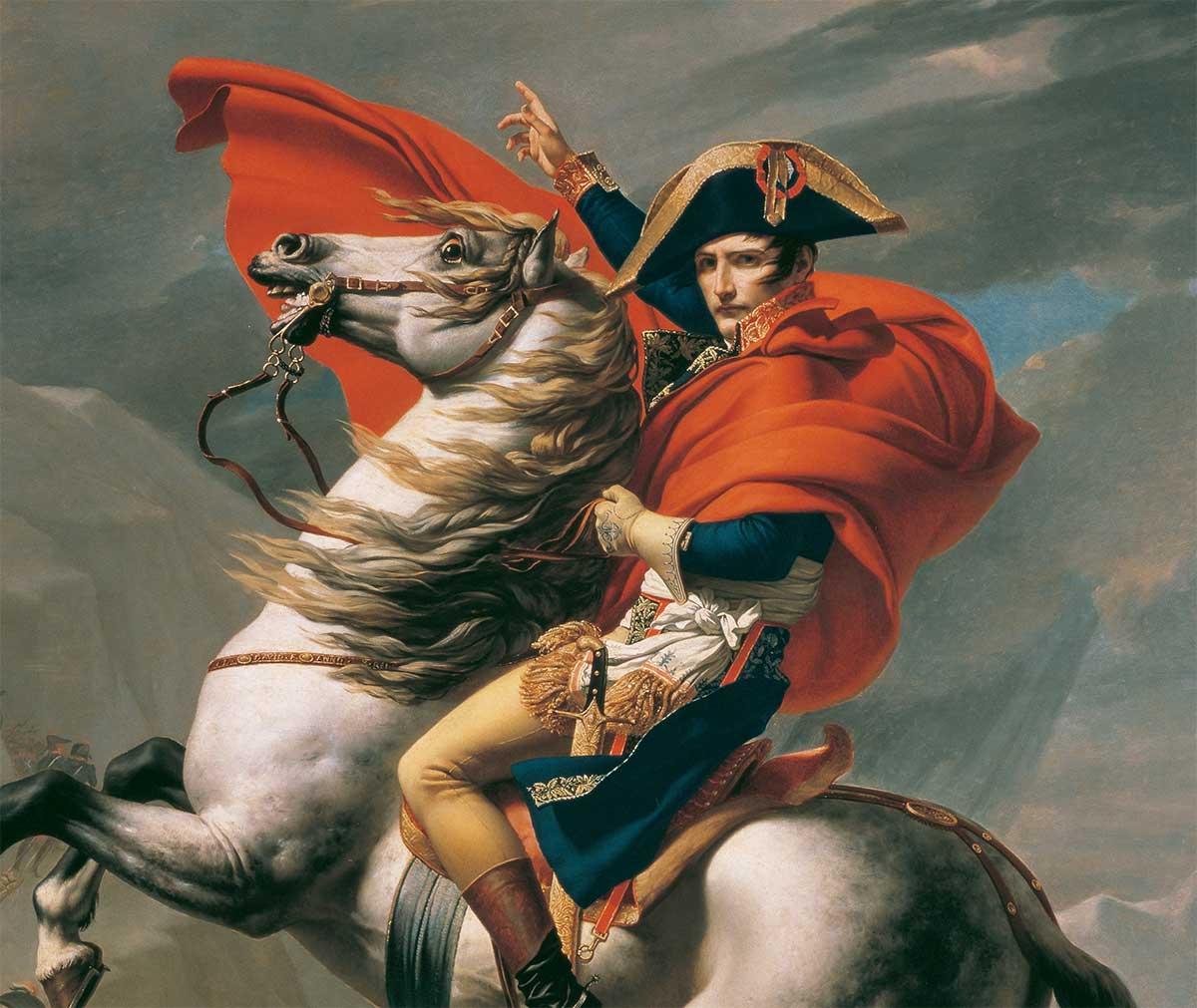 41の名言とエピソードで知るナポレオン[英語と和訳]   名言倶楽部