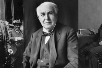 Thomas Edison|発明王エジソン